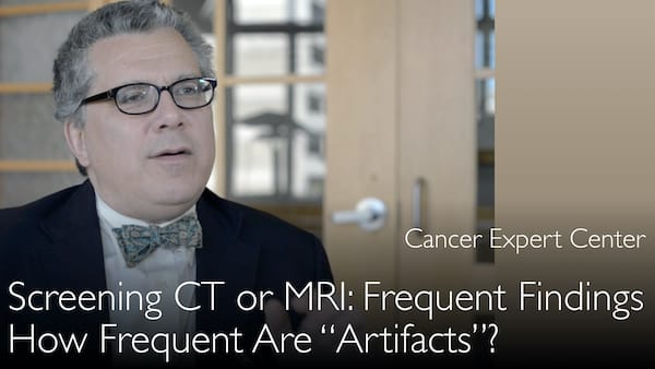 Cancer screening by full body CT and whole body MRI. Frequent findings. 8