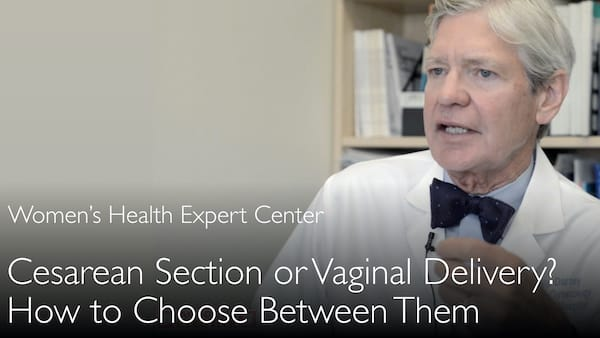 Cesarean section or natural birth. How to choose? 3