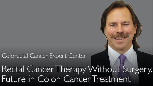 Rectal cancer therapy without surgery. Future of Colorectal cancer treatment. 10