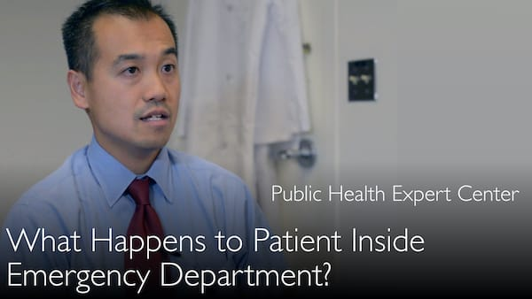 What to expect during visit to the Emergency Department. 3
