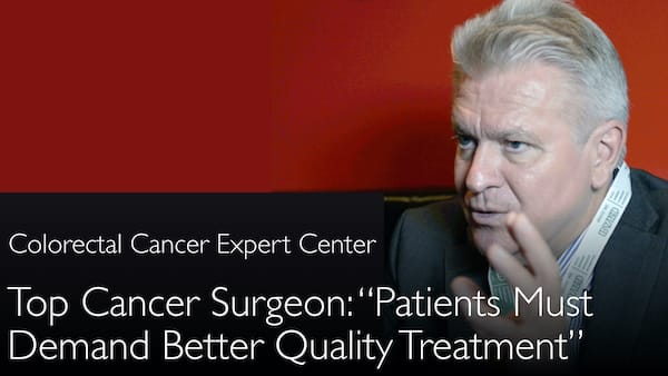 We now live in precision medicine era. Leading cancer surgeon explains how to obtain better treatment options. 9